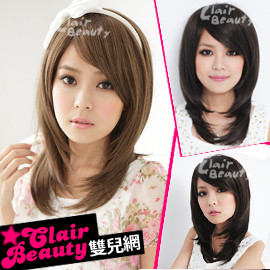 【MC323】MODEL愛用飄逸中長層次感直髮