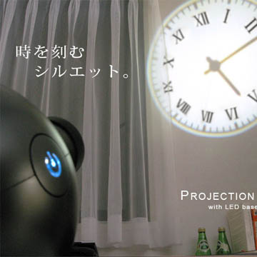 《品居國際》Led Analog Projection Clock 投射鐘