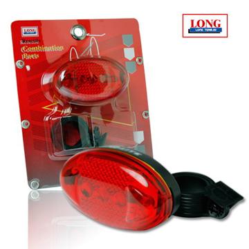 龍陣原廠-LED三段式腳踏車警示燈