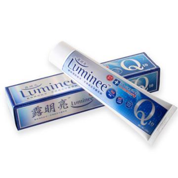Luminee 露明亮Q10抗氧化牙膏(120g) 2入