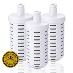 《鉅豪》鹼單喝濾水瓶濾芯JH601-2