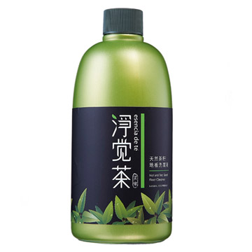 【茶寶 淨覺茶】天然茶籽地板清潔液500ml