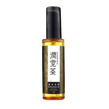 【茶寶 潤覺茶】金萃瞬澤護髮素(50ml)一般及受損髮質適用