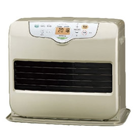 『CORONA』日本原裝自動溫控煤油暖爐 FH-TS571BY(送自動補油器)