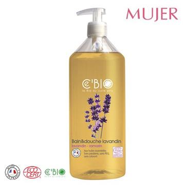 《MUJER》淡雅低調沐浴膠(500ML/瓶)