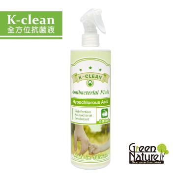 K-clean全方位抗菌液500ml
