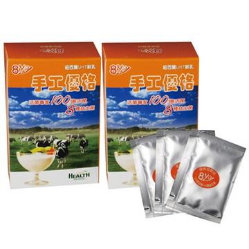 優格發酵粉 2gx12包x2盒(微甜)