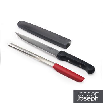 《Joseph Joseph英國創意餐廚》★主廚切片刀叉組★10070