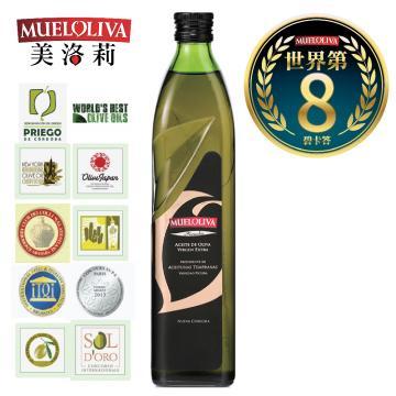 【Mueloliva美洛莉】碧卡答 特級冷壓初榨橄欖油750mlX1罐