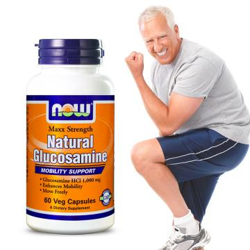 活力健步好活力NOW健而婷-天然葡萄糖胺1000(60顆/瓶)