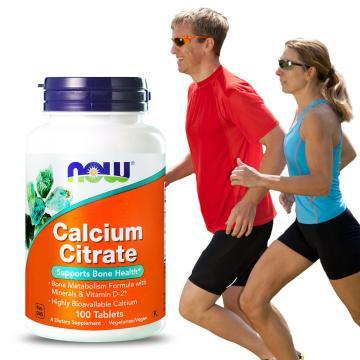 黃金配方健骨6合1NOW健而婷-黃金六效 加強鈣配方食品(100顆/瓶)