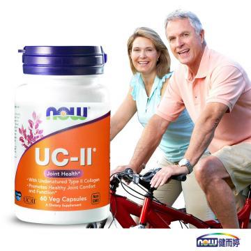 NOW健而婷-UC-II 二型膠原蛋白(60顆/瓶)