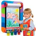 【美國ALEX】壁掛式兩用兒童畫架/兒童壁掛式畫架