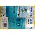(刷卡+免運)原廠PHILIPS飛利浦清除牙菌斑/標準刷頭HX9023/HX-9023(1盒3入)