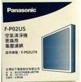 (刷卡+免運) (原廠) Panasonic 國際牌專用ULPA濾網 F-P02US (適用機種 F-P02UT9)