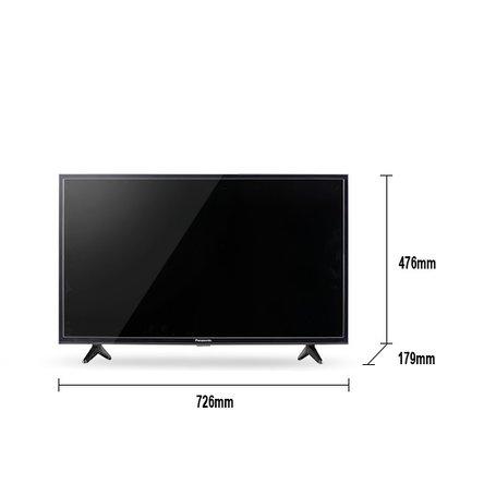 (零利率+免運) Panasonic 國際牌【32型】 數位LED電視TH-32E410W(+TU-L410M)