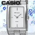 CASIO 卡西歐 手錶專賣店 SHN-4001D-7C SHEEN系列 女錶 不繡鋼錶帶 白 礦化玻璃