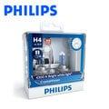 PHILIPS 飛利浦 車燈 水晶之光 Crystal Vision 4300K 贈 小小兵方形玻璃保鮮盒