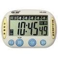 CASIO時計屋 FUH BAO 富寶計時器 HS-200 五組鬧鈴 倒數計時 時間顯示 開發票保固