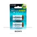 好朋友 日本製Sony Cycle Energy Blue NH-AAA-B4KN 4號AAA 800mAh/min.750mAh x4充電電池 全新品附電池盒