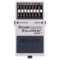 BOSS GEB-7 Bass Equalizer 效果器  加贈PLANET WAVES 短導一條 3期0利率 『玩家樂器中正旗艦店』