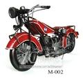 1926寶馬R42型摩托車模型 古董車 機車
