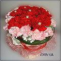 2FA052『愛的叮嚀』康乃馨盒裝花