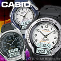 CASIO 手錶專賣店 國隆 WS-300 雙顯示型男(另SGW-500H AQ-S800WD)保固ㄧ年 開發票