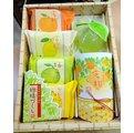 【日式禮盒】天然柑橘香皂沐浴禮盒 (中)