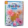 ALEX洗澡安全玩具~小豬洗澡組