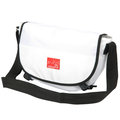 ★大包小包★88元加價購人氣優質短夾【PORTMAN】紐約客郵差包(白色) PM920421