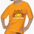 【西班牙Abanderado】(9360b)男童純棉萊卡短袖T shirt(尺寸8/10)