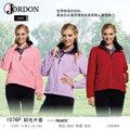 【JORDON】#1076P 女POLARTEC CLASSIC 200 保暖刷毛夾克(可搭配1076 GORE-TEX當保暖層內件)
