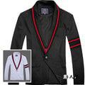 【男人幫】C5052*【緞面腰身設計西裝外套】復刻版/街頭時尚風格