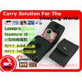數位小兔 Lowepro Stockholm 10 數位 相機包 保護套 相機袋 皮套 原廠公司貨 (黑色)