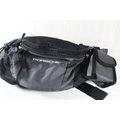 【~PORSCHE DESIGN~】歐洲原裝 PORSCHE 原廠高質感尼龍 多功能腰包/後背兩用包