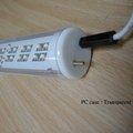 4尺 LED 燈管-MIT最亮 台灣製造~ 可直接替代原40W日光燈 - 免換燈具~免改線路~燈管兩端4腳任易接電源~免用燈具也會亮