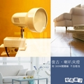 奇恩舖子[插頭夾燈] E27復古喇叭夾燈+300W開關線 CNE-10014/15☆可搭LED螺旋省電燈泡