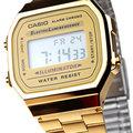 A168WG-9WDF CASIO金色時尚魅力 嘻哈流行款 計時/鬧鈴 女錶男錶中性錶