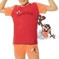 【西班牙Abanderado】(9489)男童純棉萊卡短袖T shirt(尺寸8/10)