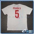【ANGEL NEW ERA】MLB Majestic 聖路易紅雀隊 PUJOLS 普霍斯 2010 新版背號短T 白