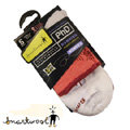 《smartwool》Running Blister free fit 短筒輕薄羊毛跑步襪 (紅白)