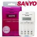 好朋友 三洋 SANYO SANLUX旗艦型LCD極速充/放電器 SYNC-LS01