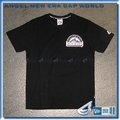 【ANGEL NEW ERA】MLB Majestic 科羅拉多落磯山隊 6720204-005 LOGO 短T