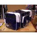 「野球魂」--特價!「SA」大型遠征袋(EQ-2,深藍×白色)