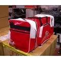 「野球魂」--特價!「SA」大型遠征袋(EQ-2,紅×白色)