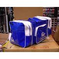 「野球魂」--特價!「SA」大型遠征袋(EQ-2,寶藍×白色)