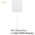 新款【VgoStar 立高達】光華店★Moshi Mini DisplayPort to VGA 轉接線