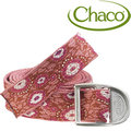 【Chaco】CH-CB006 女 圖騰腰帶(H238蕾絲花瓣) Webbing Belts 皮帶/扣帶 耐用聚酯纖維織帶