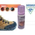 英國製造 NIKWAX 噴式 Gore-Tex 鞋類.防水透氣登山鞋防潑水劑(增加防水度) 適 光滑的皮革 麂皮 絨面皮革 一般布料 不織布 Able-Tex 792